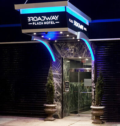 Broadway Plaza Hotel - Official Hotel Website